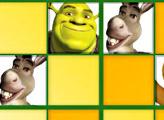 Игра Sudoku Shrek