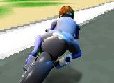 Игра Motorcycle racer