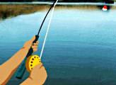 Игра Настоящая рыбалка
