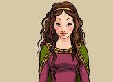 Игра Средневековый женский наряд