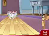 Игра Tom and Jerry - Bowling
