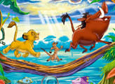 Игра Hidden Alphabet Lion king