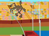 Игра Wile E. Coyote s Pole Vault Challenge