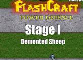 Игра Flash Craft Tower Defence
