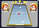 Игра air hockey 5