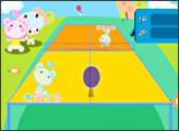 Игра Медвежий теннис