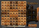 Игра SUDOKU 8