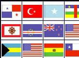 Игра Маджонг Мировые флаги