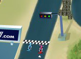 Игра F1 8 laps to race