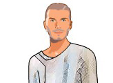 Игра David Beckham