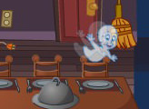 Игра Casper s Haunted Christmas