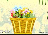 Игра Цветочная корзина