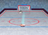 Игра Ice Patty Hockey Wendy's