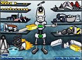 Игра Build a Robot