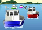 Игра Boat Rush 3D