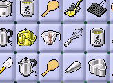 Игра Кухонный маджонг
