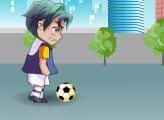 Игра Трудный футбол