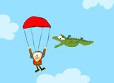 Игра Спуск на парашюте
