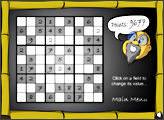 Игра Sudoku Countdown
