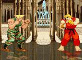 Игра Super Street Fighter 2