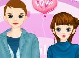 Игра Влюбленные дети
