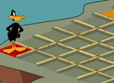 Игра Help Daffy snatch the cash!