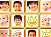 Игра Маджонг про детей