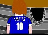 Игра Sputa Con Totti Portogallio 2004