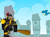 Игра The Black Knight Get Medieval!