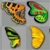 Маджонг бабочки